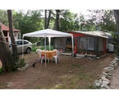 Mali Lošinj, kamp Čikat - kamp kućica 4 osobe