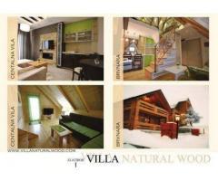 Izdavanje apartmana VILLA NATURAL WOOD-ZLATIBOR